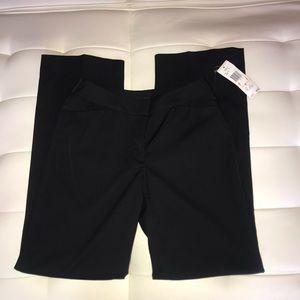 Anne Klein Women's Black Dress Pants Trousers Sz 2
